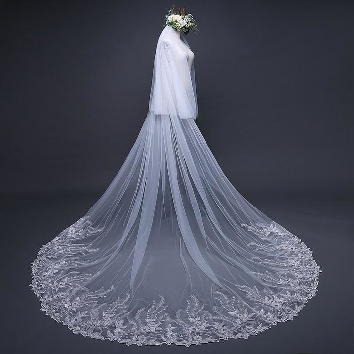 Casamento Cathedral Veil - SALE LAB