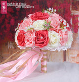Handmade Rose Bouquet - SALE LAB
