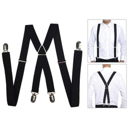 4 Clips Suspender - SALE LAB