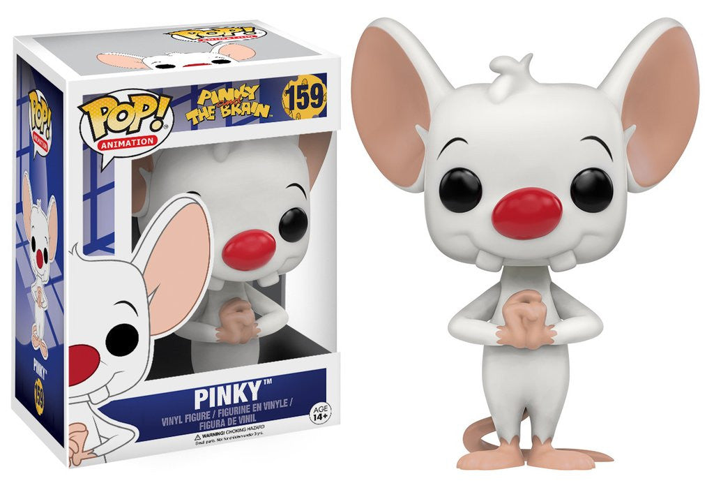 Funko Animation Pop! Pinky and the Brain - Pinky #159