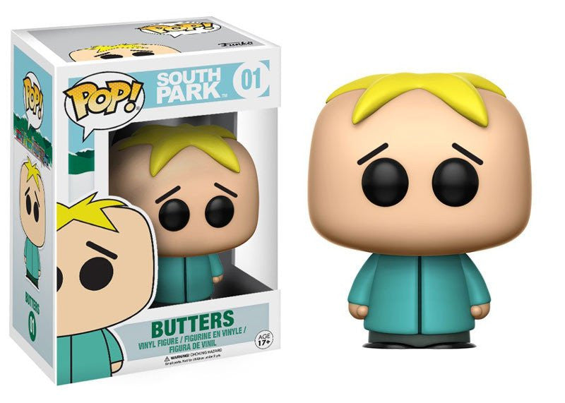 Funko Television Pop! South Park - Butters Funko #01 - Videguy Collectibles