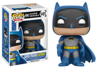 Funko Pop! DC Super Heroes - Super Friends Batman #141 - Videguy Collectibles