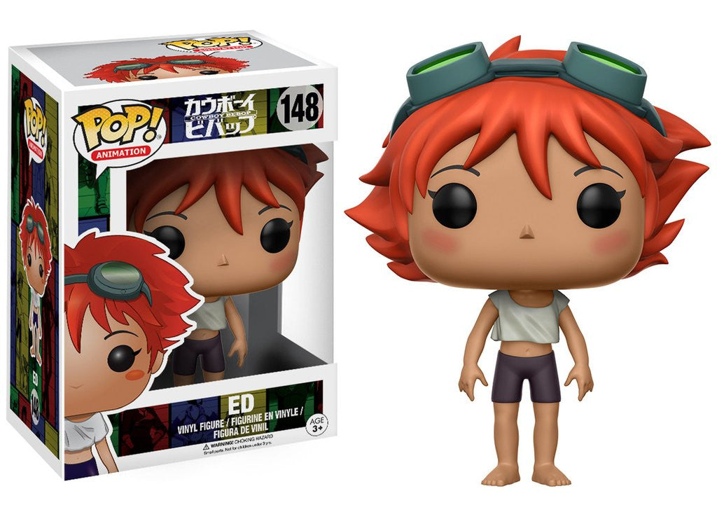 Funko Animation Pop! Cowboy Bebop - Ed #148