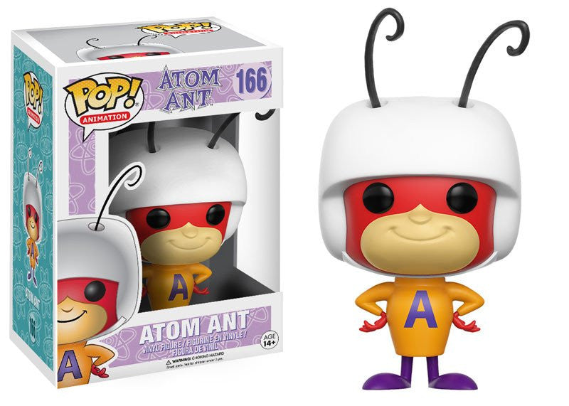 Funko Animation Pop! Hanna Barbera - Atom Ant #166 - Videguy Collectibles