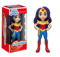 Funko Rock Candy DC Superhero Girls - Wonder Woman