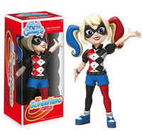Funko Rock Candy DC Superhero Girls - Harley Quinn