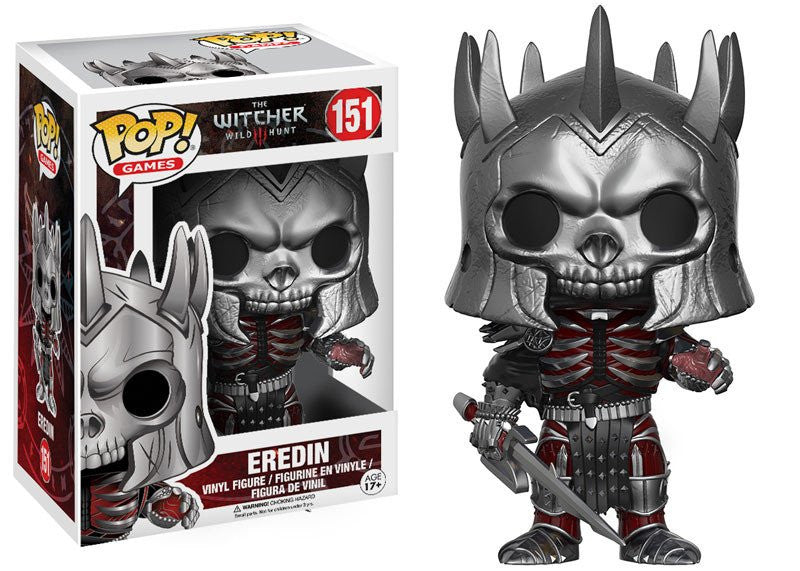 Funko Game Pop! The Witcher III Wild Hunt - Eredin #151