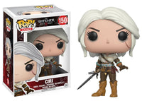 Funko Game Pop! The Witcher III Wild Hunt - Ciri #150