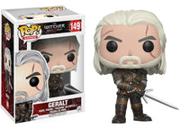 Funko Game Pop! The Witcher III Wild Hunt - Geralt - #149 Pre-Order