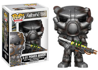 Funko Game Pop! Fallout 4 - X-01 Power Ranger #166