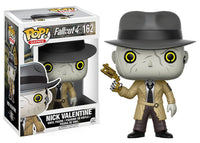 Funko Game Pop! Fallout 4 - Nick Valentine #162