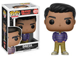 Funko Television Pop! Silicon Valley - Dinesh #433