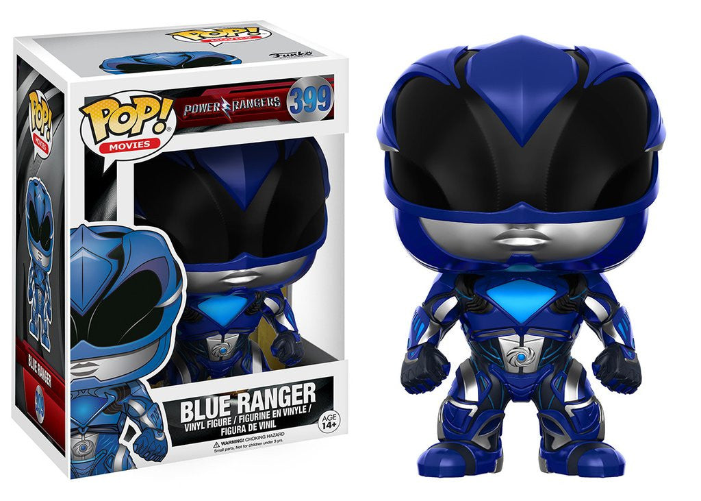 Funko Pop! Power Rangers Movie - Blue Ranger #399