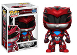 Funko Movies Pop! Power Rangers Movie - Red Ranger #400