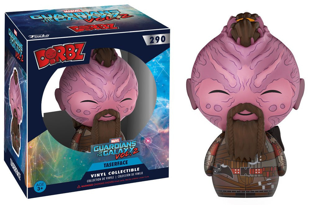 Funko Dorbz Guardians of the Galaxy 2 - Taserface #290 - Videguy Collectibles