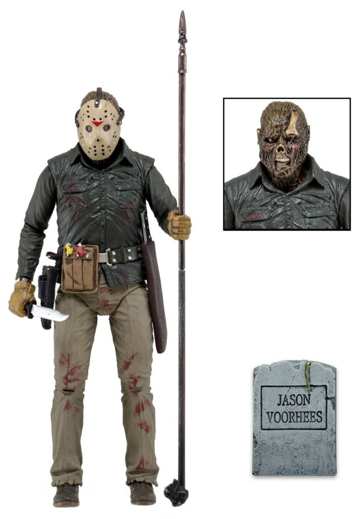 "Friday the 13th Part 6 - 7"" Action Figure - Ultimate Jason"