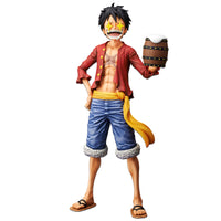 One Piece: Grandista Nero - Monkey. D. Luffy