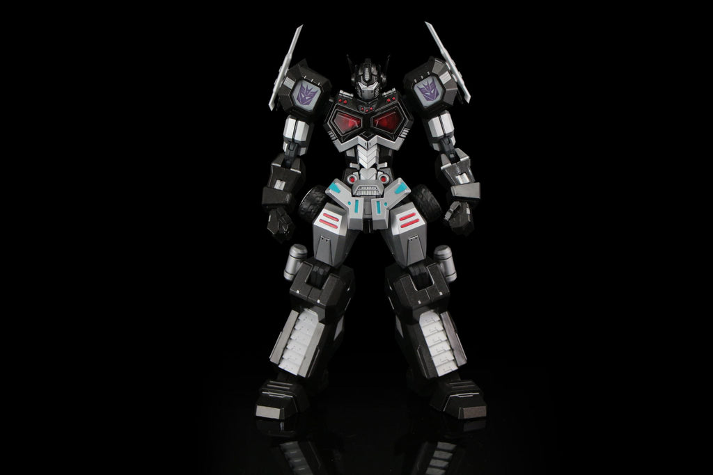 Flame Toys Furai Model - Tarnsformers - 01 Nemesis Prime (Attack Mode)(Exclusive Variant)