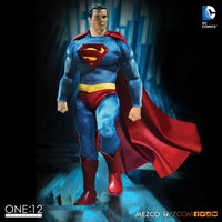 Mezco One:12 Collective - DC Universe Superman 1:12 Scale Action Figure<br>Pre-Order