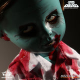 Mezco Living Dead Dolls Dawn of the Dead: Flyboy & Plaid Shirt Zombie Pair