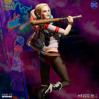 Mezco One:12 Collective - Suicide Squad Harley Quinn 1:12 Scale Action Figure<br>Pre-Order