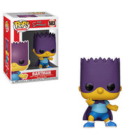 Funko Animation Pop: The Simpsons - Bartman