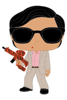 Funko Television Pop: Community - Ben Chang