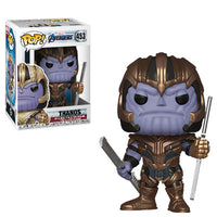 Funko Marvel Pop: Avengers: Endgame - Thanos