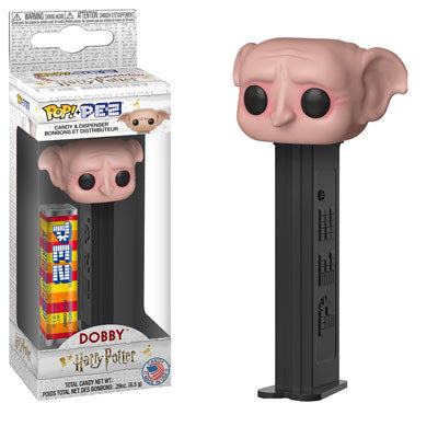 Funko Movies Pop Pez:  Harry Potter - Dobby