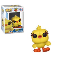 Funko Disney Pop: Toy Story 4 - Ducky