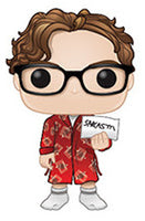 Funko Television Pop: The Big Bang Theory - Leonard