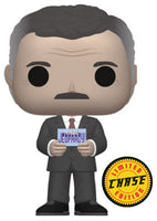Funko Television Pop: Jeopardy - Alex Trebek Chase and Regular Version