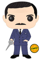 Funko Television Pop: The Addams Family - Gomez Chase and Regular Versions