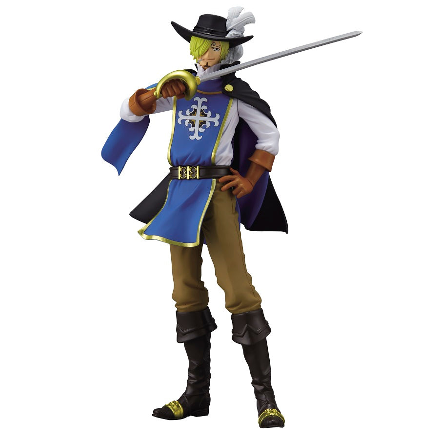 One Piece: Treasure Cruise World Journey - Vinsmoke Sanji Figure