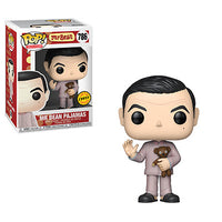 Funko Television Pop: Mr. Bean - Mr. Bean in Pajamas Chase