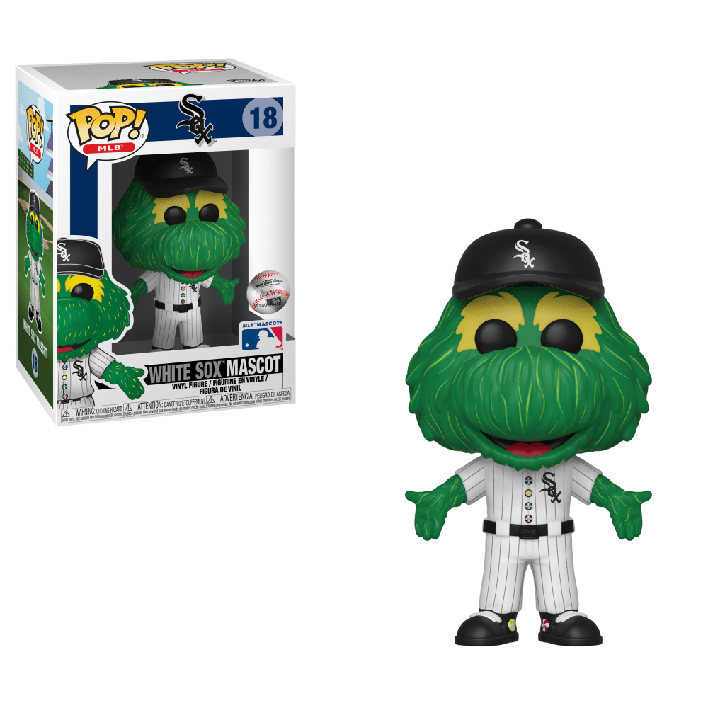Funko MLB Pop - Mascots - White Sox Mascot