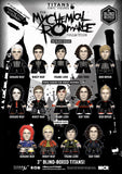 "Box of 18 3"" Titan Figures - My Chemical Romance <br>Pre-Order"
