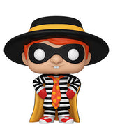 Funko Ad Icons Pop - McDonald's - Hamburglar