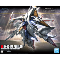Bandai - Gundam Hathaway's Flash - #229 Penelope HGUC 1/144 Model Kit