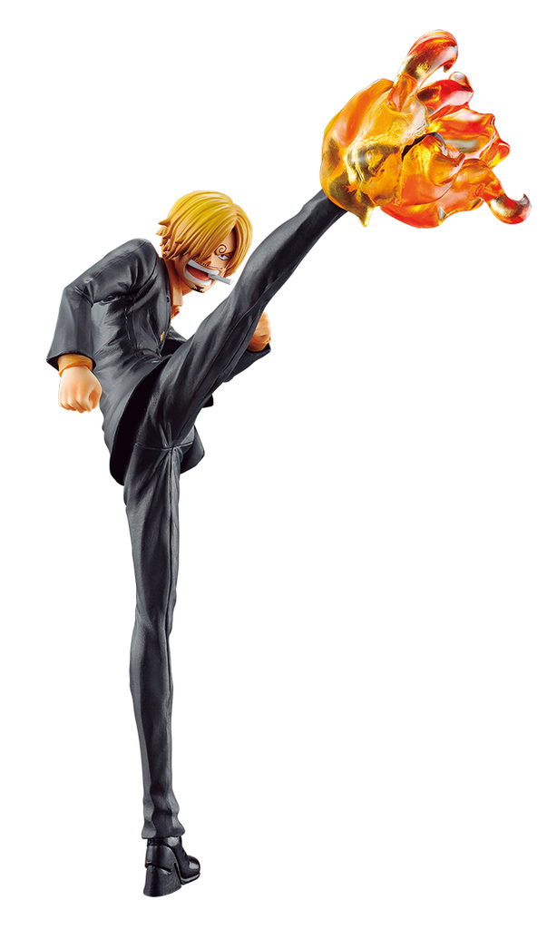 Bandai - One Piece - Sanji (Battle Memories) - Ichiban Figure