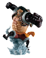 Bandai - One Piece - Luffy Gear 4 Boundman (Battle Memories) - Ichiban Figure