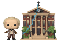Back to the Future Pop! Town - Doc w/ Clock Tower