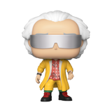 Back to the Future Pop! - Doc 2015