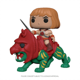 Funko Animation Pop Ride - Masters of the Universe - He-Man on Battle Cat