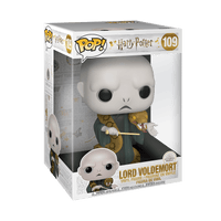 Funko Harry Potter Pop - Voldemort w/ Nagini 10 in Pop