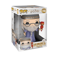 Funko Harry Potter Pop - Dumbledore w/ Fawkes 10