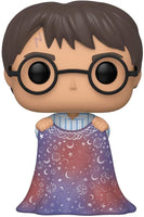 Funko Harry Potter Pop - Harry w/Invisibility Cloak