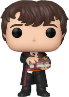 Funko Harry Potter Pop - Neville w/Monster Book