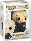 Funko Harry Potter Pop - Malfoy w/Whip Spider