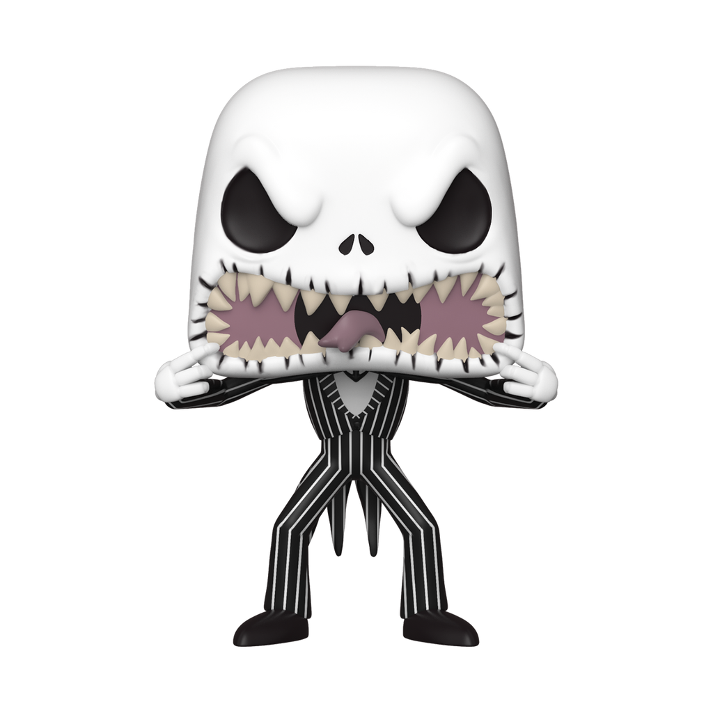 Funko Disney Pop! - Nightmare Before Christmas - Jack (Scary Face)